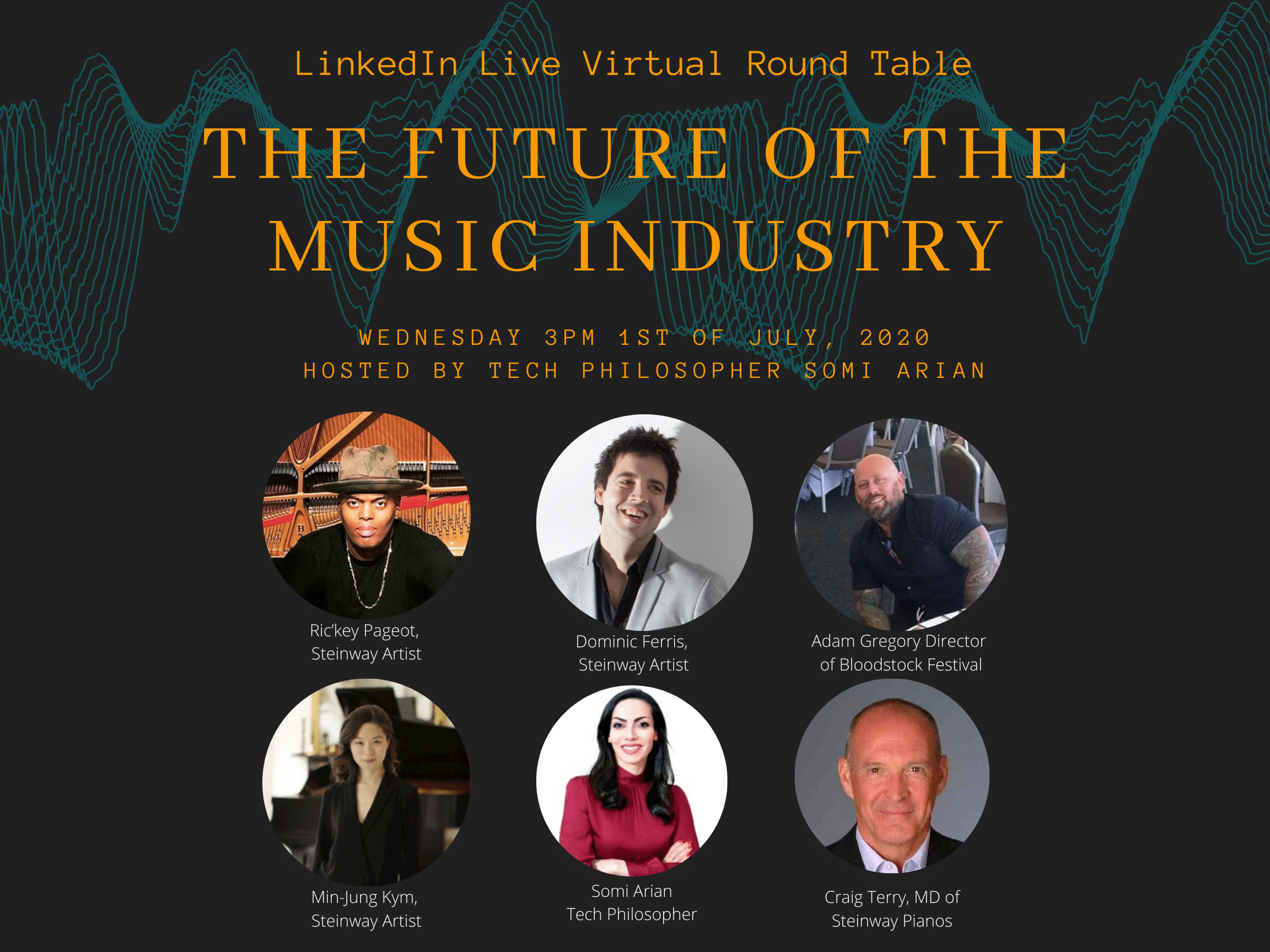 Future of The Music Industry Event